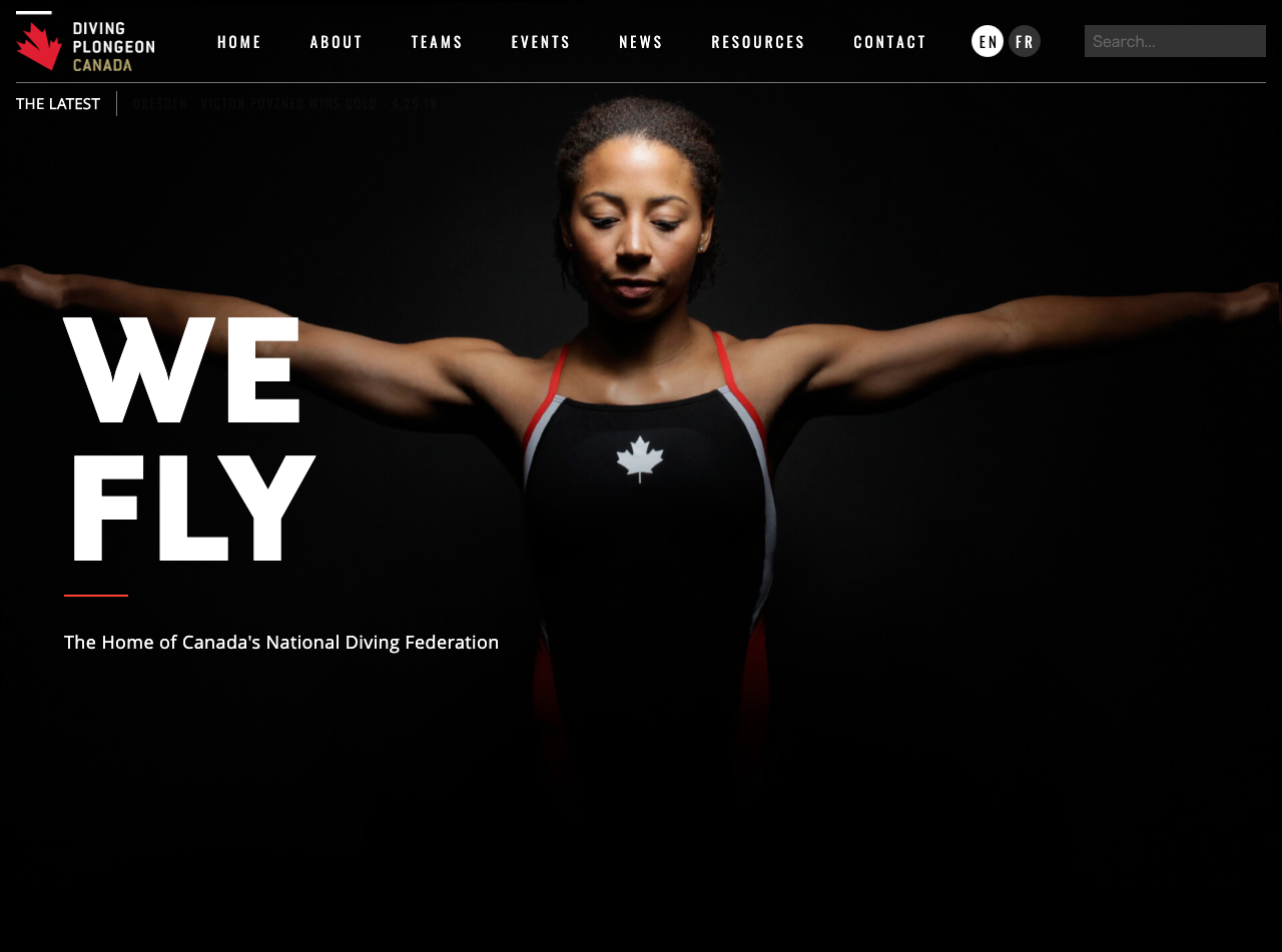 Diving Canada – The Home of Canada's National Diving Federation