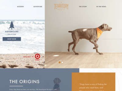 Territory Dog Collection | Territory