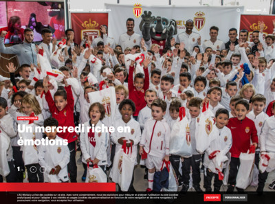AS Monaco - Site Officiel