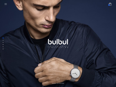 Bulbul Watches - Contemporary Danish Design Timepieces