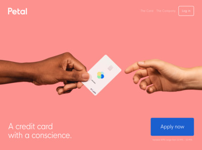 Petal - High Limit, Low Interest, No-Fee Credit Card
